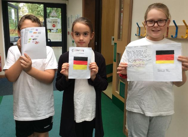 European Languages Day - Hazel